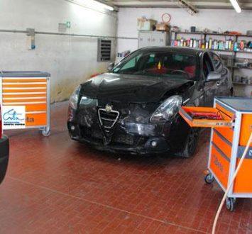 Riparazione carrozzeria auto in garanzia